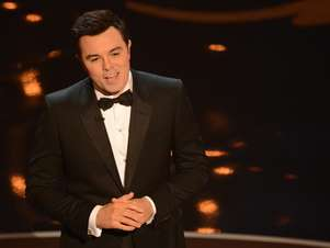 Seth McFarlane hosts the 85th annual Academy Awards. Foto: Getty Images