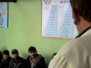Centro para dependentes que impõe 72 horas de abstinência Foto: BBCBrasil.com