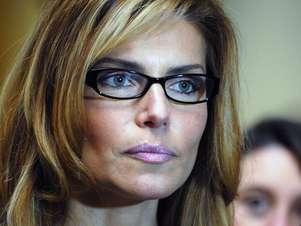 Andrea Molina, diputada y ex vocera social de la campaña de Pablo Longueira. Foto: Agencia Uno