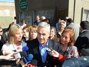 Presidente Sebastián Piñera. Foto: Presidencia