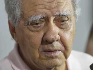 Barretão consideraque a morte de Coutinho 'é uma perda enorme para o cinema brasileiroe mundial' Foto: Daniel Ramalho / Terra