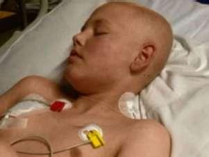 Deryn Blackwell, de 14 anos, ouviu dos médicos que teria apenas três dias de vida, em dezembro Foto: BBCBrasil.com