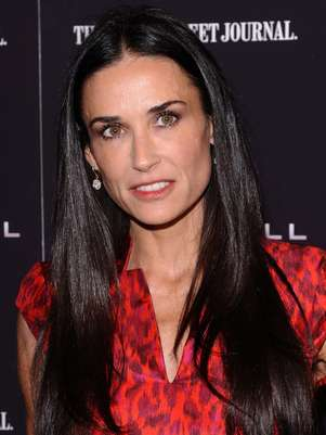La actriz Demi Moore en esta fotografa de archivo del 17 de octubre de 2011 durante el estreno de &quot;Margin Call&quot;, en Nueva York.  Foto: Peter Kramer, Archivo / AP