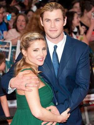 Elsa Pataky y su esposo son padres de una nena. Foto: Getty Images
