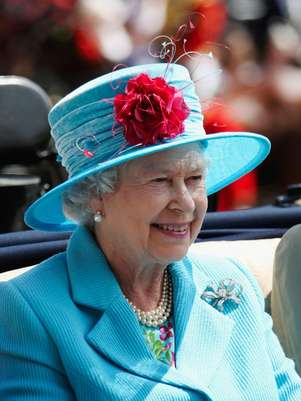 La reina Isabel, un estilo inimitable  Foto: Getty Images
