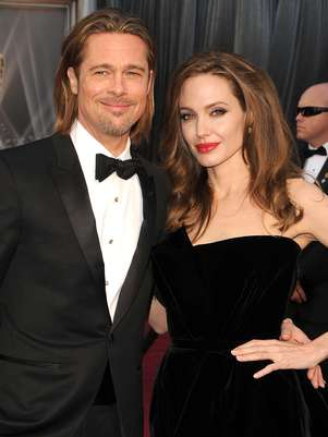Brad Pitt y Angelina Jolie  Foto: Getty Images