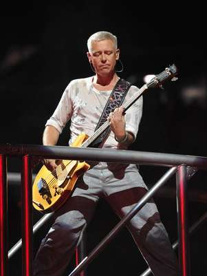 Adam Clayton de U2 Foto: Getty Images