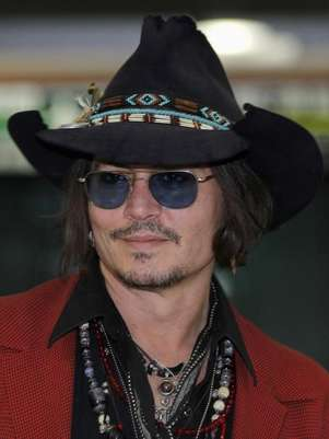 El actor Johnny Depp Foto: Reuters