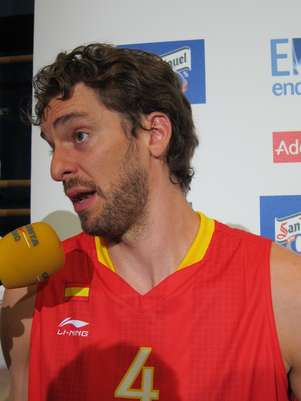 Pau Gasol  Foto: Europa Press