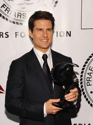 Según la revista National Enquirer, Tom Cruise no es el padre biológico de Suri. Foto: Getty Images