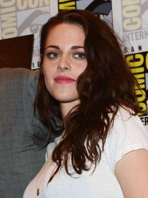 Rupert dirigiu Kristen no filme Branca de Neve e o Caçador e o fato de terem sido colegas de trabalho pode ter ajudado no affair Foto: Getty Images