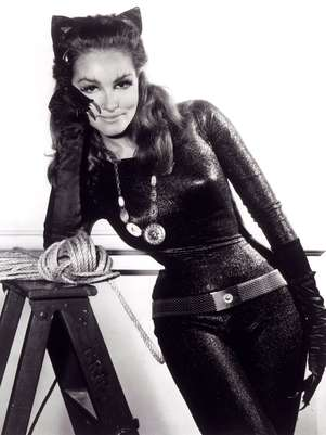Julie Newmar como la 'Catwoman' Foto: Reproduccin