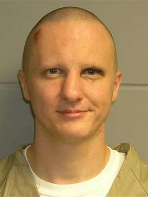 Tuscon shooting rampage suspect Jared Lee Loughner is pictured in this undated booking photograph released by the U.S. Marshals Service on February 22, 2011. Foto: Handout / Reuters In English