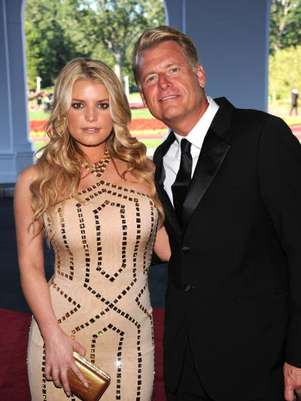 Arrestan al papá de Jessica Simpson Foto: Getty Images