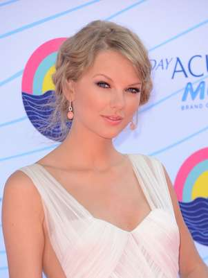 Taylor Swift encanta con su estilo clásico. Foto: Getty Images