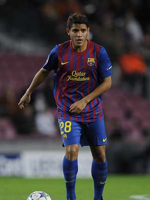 Jonathan dos Santos has not played under Vilanova.  Foto: Getty Images