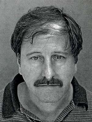 Salvatore Perrone is picture in this 2001 booking photo from the Franconia Township Police Department, in Telford, Pennsylvania. Foto: Franconia Township Police Deptartment / Reuters
