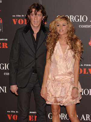 Colate no quería separarse de Paulina Rubio Foto: Getty Images
