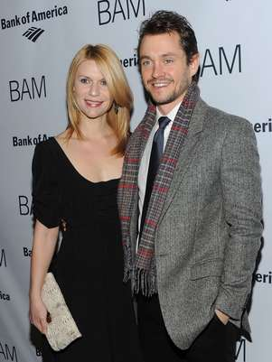 Claire Danes y Hugh Dancy se convierten en padres Foto: Getty Images