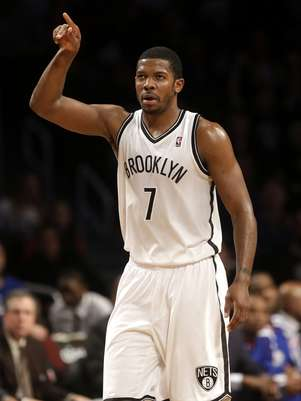Joe Johnson anotó hoy 22 puntos. Foto: AP