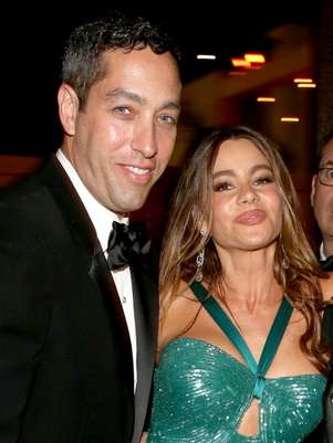 Nick Loeb y Sofía Vergara Foto: Getty Images
