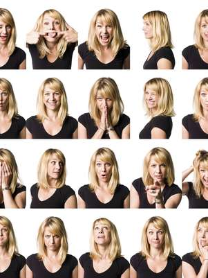A conclusão foi baseada na análise de fotos de rostos por voluntários de ambos os sexos e pelas impressões sobre cada uma das imagens Foto: Getty Images