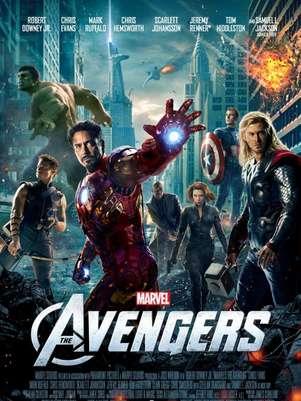El elenco de 'The Avengers' presentar un Oscar Foto: Paramount Pictures, Marvel Studios