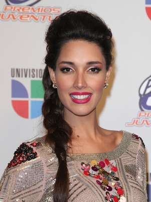 Amelia Vega ser una de las presentadoras de Premio Lo Nuestro 2013  Foto: Getty Images 