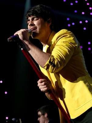 Joe Jonas y sus hermanos vuelven esta semana a Chile Foto: Getty Images