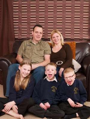 Victoria Orritt espera que pesquisadores consigam encontrar tratamento para síndrome Foto: Action Medical Research / Divulgação