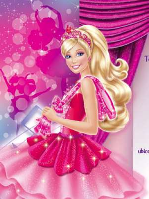 Barbie y las zapatillas mágicas