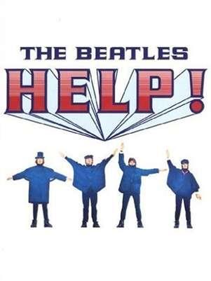 'Help!' consta de un repertorio de canciones clásicas, como la que da nombre a la película. Foto: Walter Shenson Films