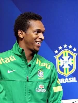 Jô já tinha se apresentado para substituir Leandro Damião no elenco do Brasil Foto: Jefferson Bernardes/ Vipcomm / Divulgação