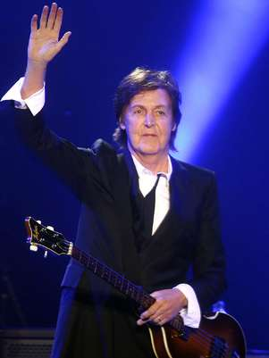 Paul McCartney actualmente se encuentra en su gira 'Out There!'. Foto: AP