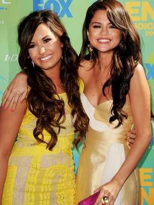 Demi Lovatono tiene reparos en reconocer la buena música que componen sus amigas. Foto: Getty Images
