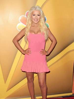 Christina Aguilera acaba de gravar 'We Remain', para 'Jogos Vorazes: Em Chamas' Foto: BangShowBiz / BangShowBiz