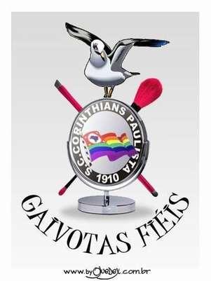 Logo tem referências ao movimento LGBT Foto: Divulgação