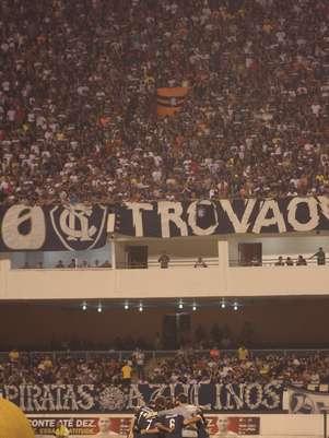 Com mais um recorde de público, Remo se despediu da Copa do Brasil Sub-20 ao perder para o Criciúma, mas saiu de campo aplaudido Foto: Filipe Faraon / Especial para Terra
