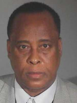 Conrad Murray foi solto esta semana Foto: Getty Images