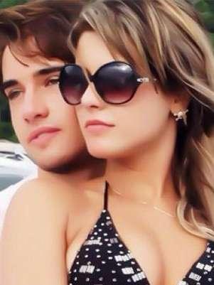Babi Rossi e Olin Batista estão juntos desde dezembro de 2012 Foto: Instagram / Reprodução