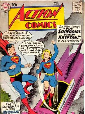 Capa da Action Comics ilustrada pelo artista Foto: Reprodução
