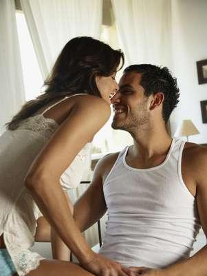 Na opinião dequase metade de amostra, os homens precisam mais de sexo do que as mulheres Foto: Getty Images