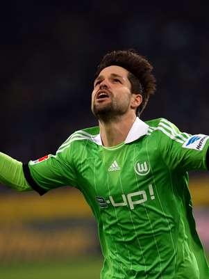 Cobiçado, Diego está em alta no futebol alemão Foto: AFP