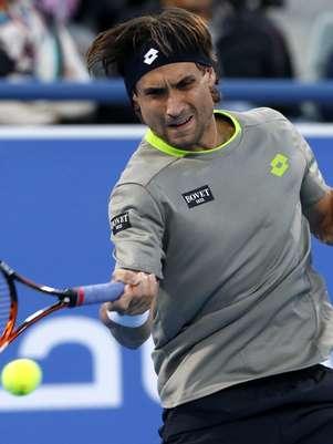 Ferrer começa nova temporada com vitória em sets direto Foto: Reuters