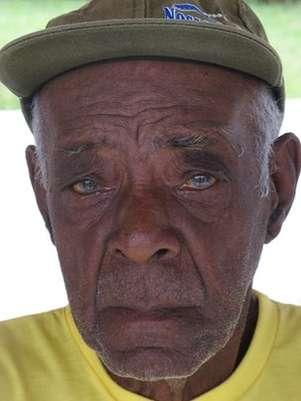 Aloysio Silva era conhecido apenas pelo número 23 Foto: BBC