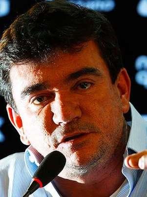 Andrés Sanchez quer poder para os clubes no futebol brasileiro Foto: Terra