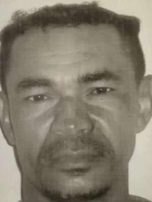 A Polícia Civil do Pará divulgou a imagem de Dejaci Ferreira de Souza, suspeito de triplo homicídio Foto: Polícia Civil do Pará / Divulgação