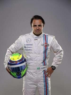 Brasileiro é o terceiro nome mais conhecido em pesquisa, atrás de Alonso e Hamilton; Vettel é o quarto Foto: Williams Martini Racing / Divulgação