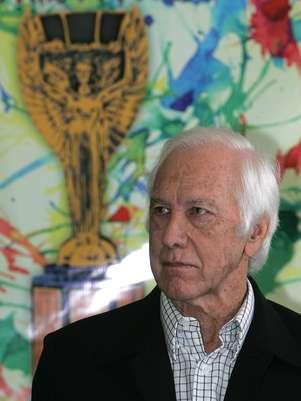 Bellini estava com 83 anos de idade e tinha Mal de Alzheimer Foto: Gazeta Press