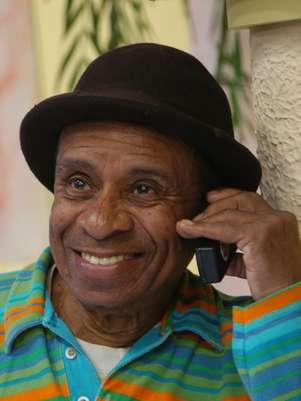 O humorista Canarinho morreu aos 86 anos Foto: SBT / Divulgação